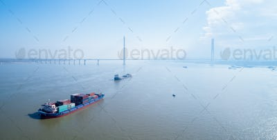yangtze river water transport