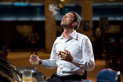 casino smoker