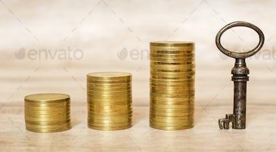 Money savings and growing