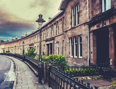 Elegant Edwardian Terrace Houses
