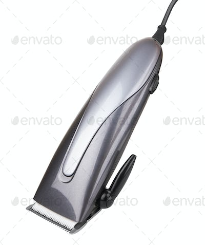 electric clipper isolated