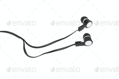 portable audio earphones
