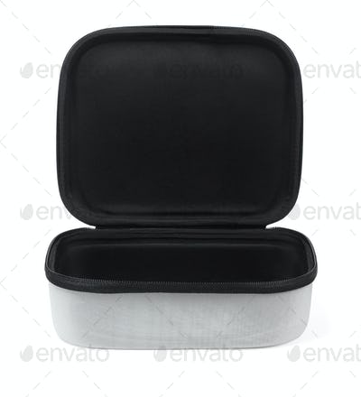 Open Accessory Carrying Case