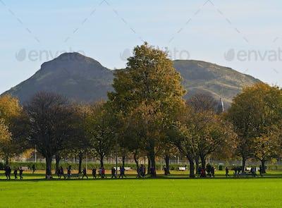 Park Meadows in Edinburgh