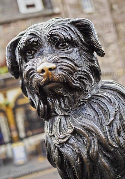 Bobby Statue in Edinburgh