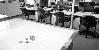 Light Table Student Work Stations Desktop Computers School Class