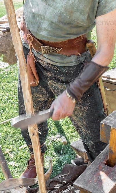 Manufacturer of antique bows