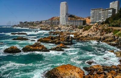 Vina del Mar seaside apartments
