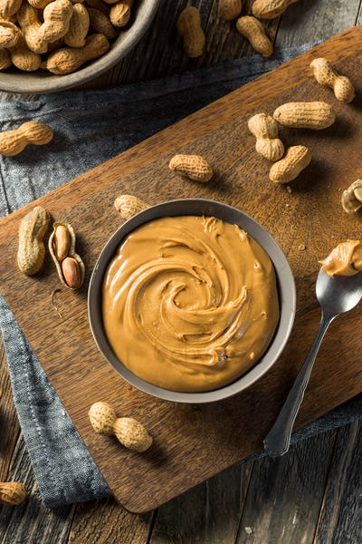 Sweet Organic Natural Creamy Peanut Butter