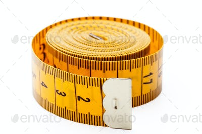 Yellow tailor meter
