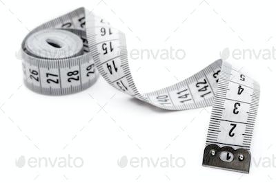 White tailor meter