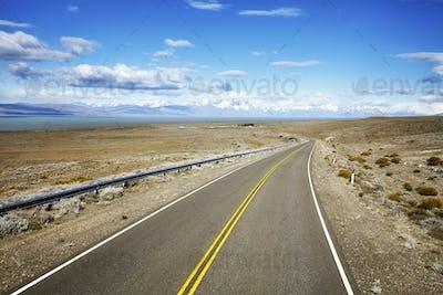 Road to El Chalten, Argentina.