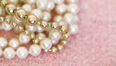 Pearls jewelry gift