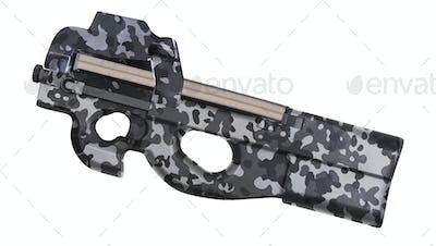 Belgium sub machine gun