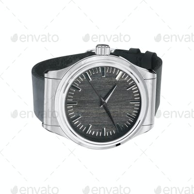 Unisex watches on a white background