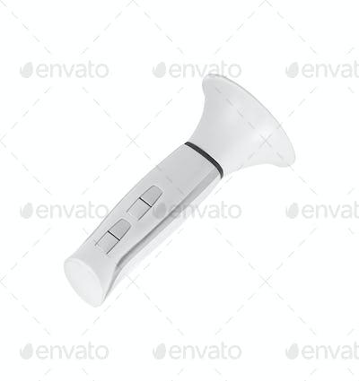 hand blender isolated on white