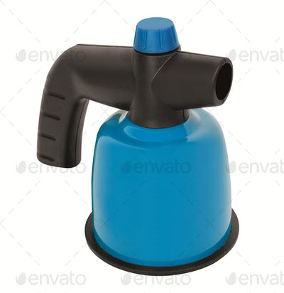 Portable camping burner