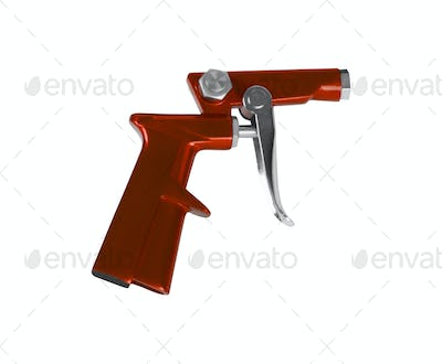gun for compressed air