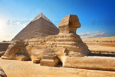 Ancient Sphinx