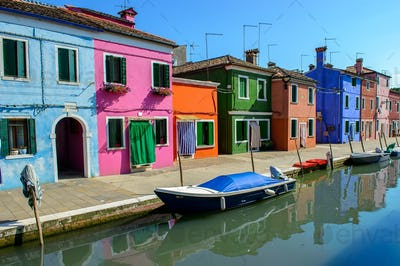 Summer in Burano