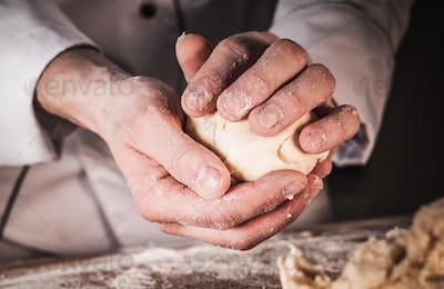 Bread Rolls Making