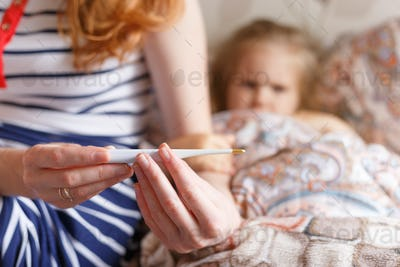 What to do if the child is sick.