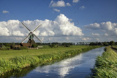The Wingerdse windmill