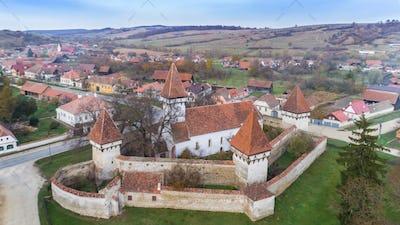 Cincsor medieval church