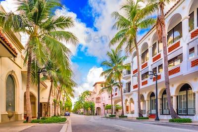 Worth Ave Palm Beach