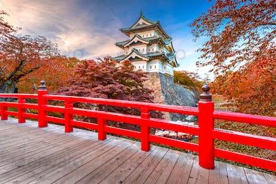 Hirosaski Castle, Japan