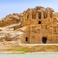 Yellow Obelisk Tomb