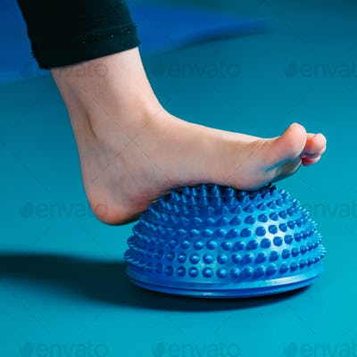 physical therapy tools for flat feet-   balance pod