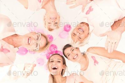 Breast cancer diagnostic campaign