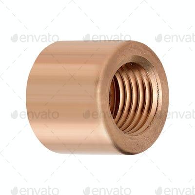 female screw isolated