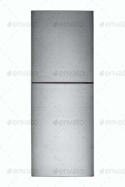 fridge isolated on white background