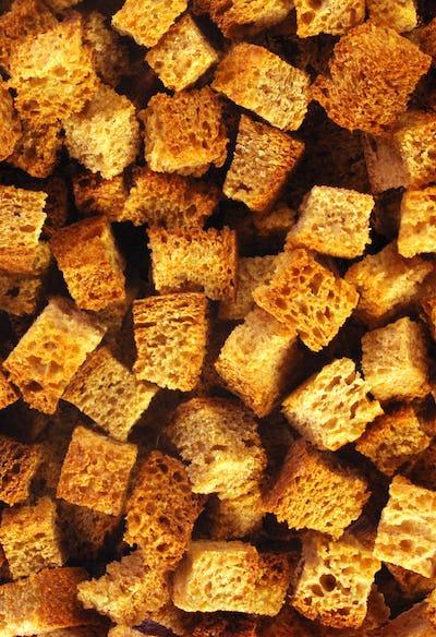 Crackers background