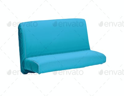 sofa for sit or relax on white background