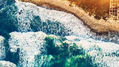 Beach background