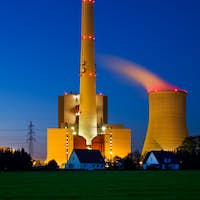 Living At The Power Station