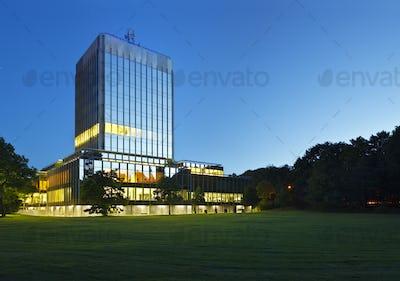 Modern Bank Building, Germany