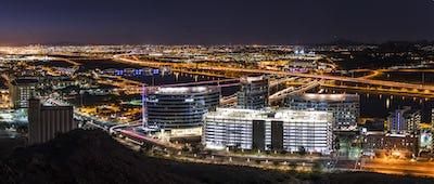 Phoenix Arizona City Overlook