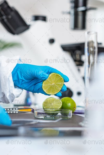 Food safety laboratory analysis