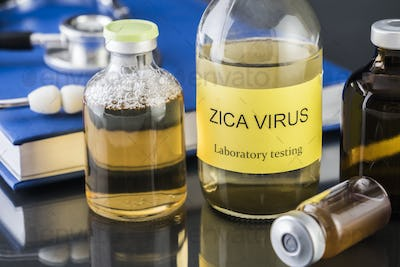 Tests For Research Of Zika Test, Image Conceptual