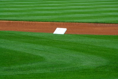 Pre-game Second Base