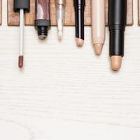 Various makeup correctors to hide skin imperfections