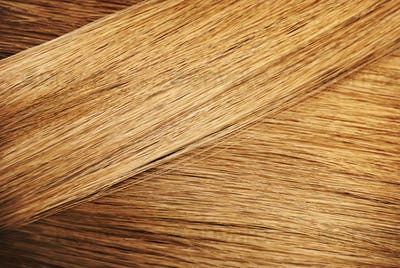 Perfect hair sample