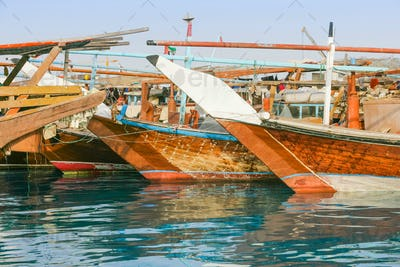 Abu Dhabi  Dhow Harbour