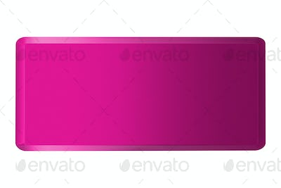 purple smartphone from back side