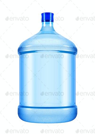 big bottle of water