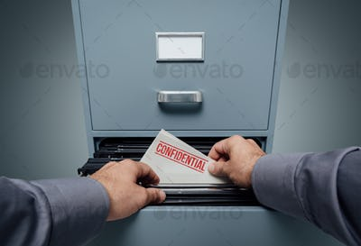 Confidential information and privacy